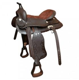Western saddle Adult Size