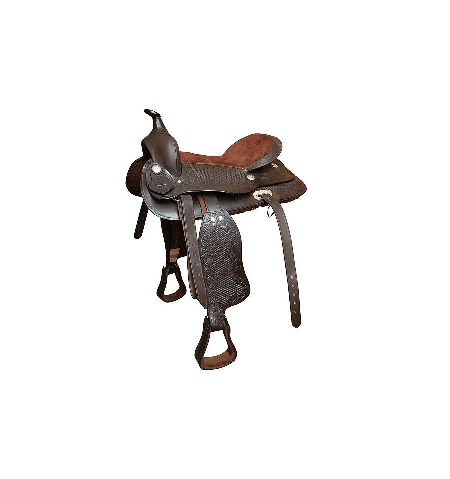 Silla western barata para adultos