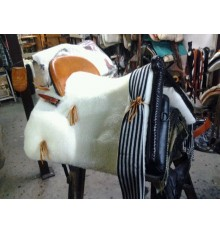Montura Vaquera Artesana Completa