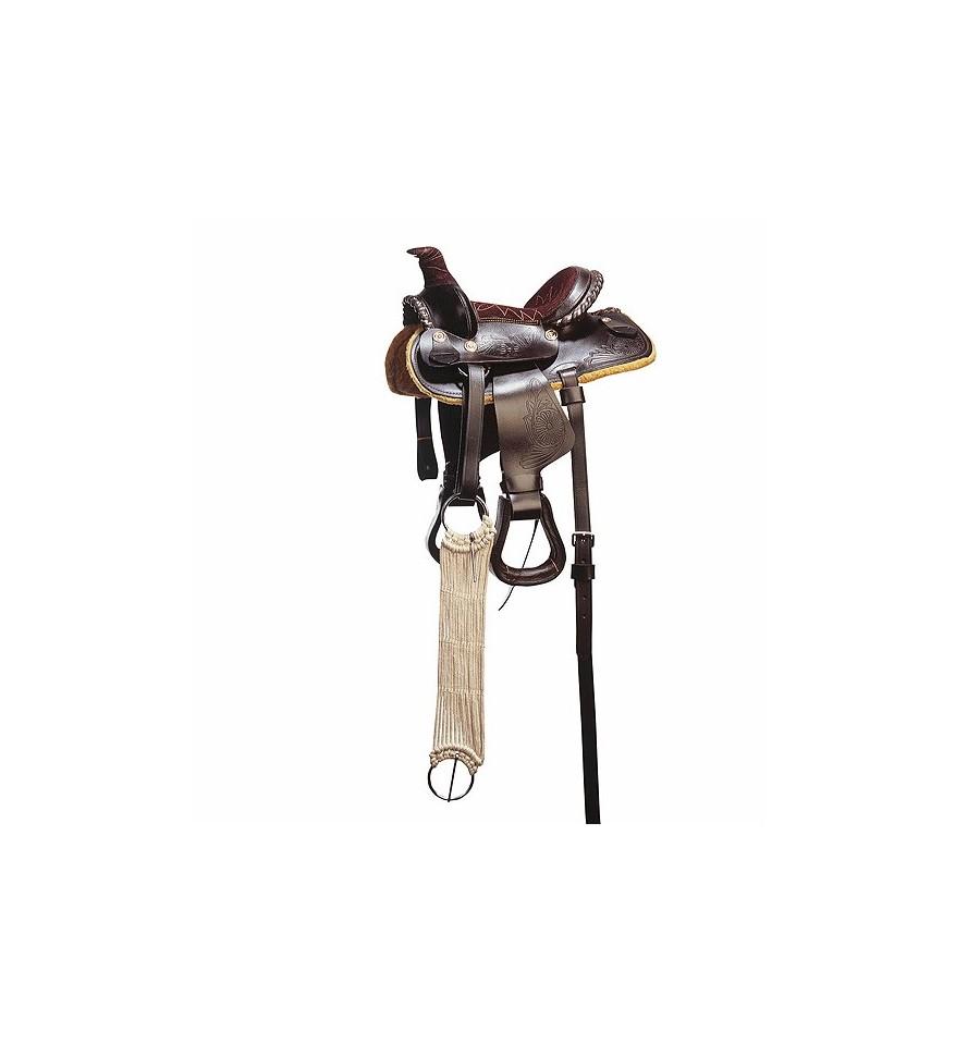 Silla western pony para niños