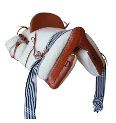 Silla vaquera para pony barata