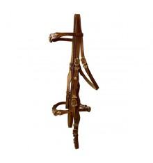 Marjoman Cortezia Portuguese bridle single reins