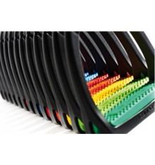 Estribos de colores para niños Compositi Profile Premium