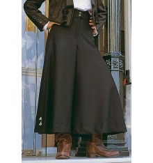 Falda pantalón campera