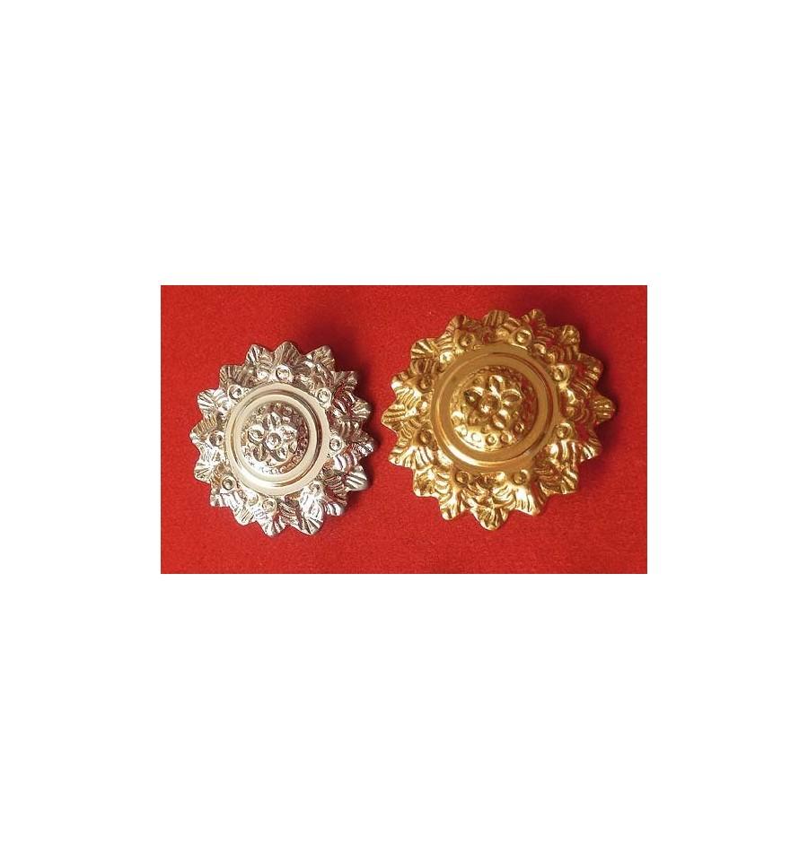 Cucarda flor lirio