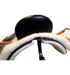 Silla vaquera mixta fibra