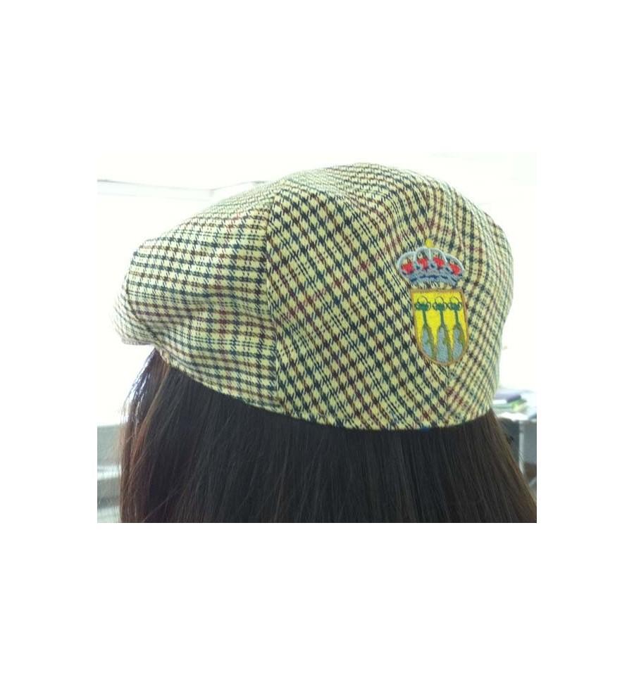 Gorra campera personalizada - SillasyMonturas 3c92eabf2ce