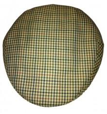 Gorra campera de verano a cuadros