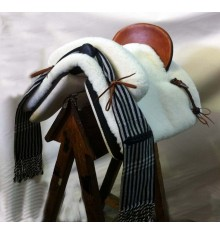 Silla de fibra Duval modelo rejoneador