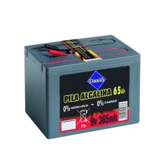 Batería 9V 365 Wh para cercado eléctrico