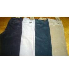Pantalón Campero de botones en pana