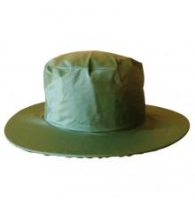 Funda impermeable sombrero