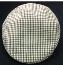 Gorra visera de verano en tonos claros