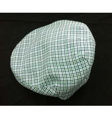 Gorra campera de verano verde espiga pequeña