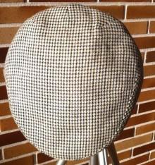 Gorra campera de verano color azul