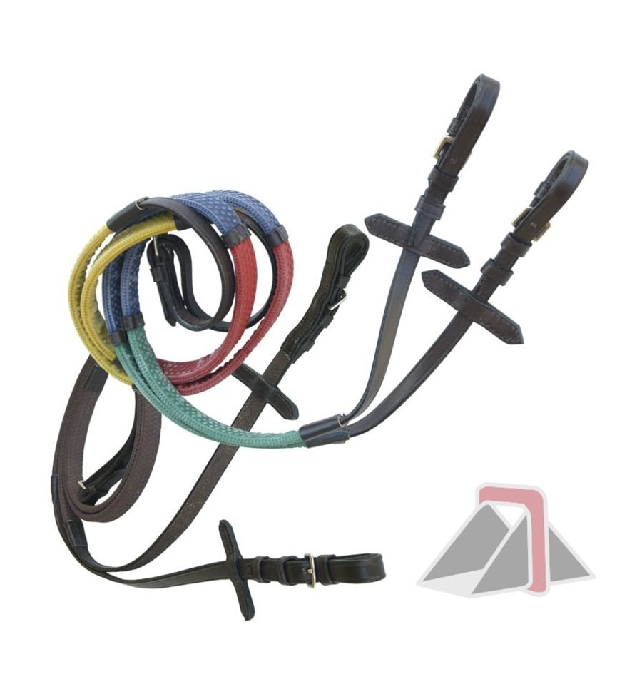 Multicolour Pony Reins