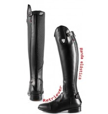 Tattini Retriever riding boots with laces