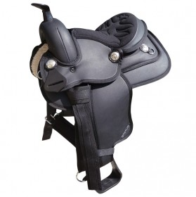 Western saddle for kids Status