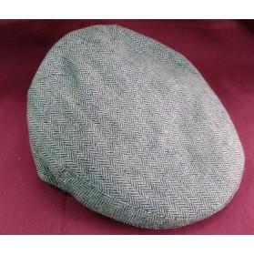 Gorra de invierno marrón claro