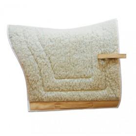 Sudadero de borreguillo para silla portuguesa