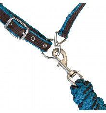 Nylon Halter with rope