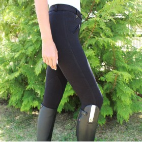 Pantalón de equitación elástico para hombre