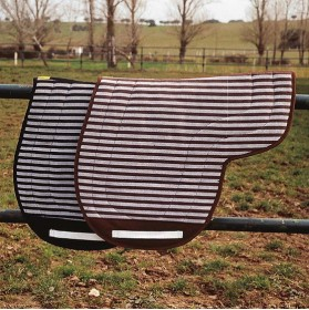 Saddle pad for Spanish saddle