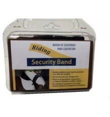 Banda Elastica de seguridad para equitación
