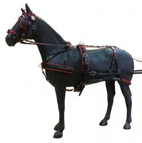 Enganche de caballo PVC-Nylon convertible