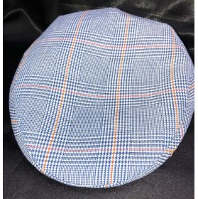 Brown country cap for kids