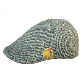 Gorra campera de espiga