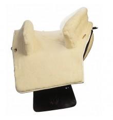 Zalea piel cordero para silla portuguesa Marjoman