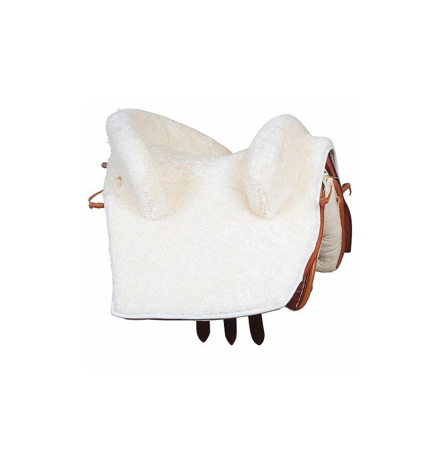 Zalea para silla Riaño portuguesa piel de cordero