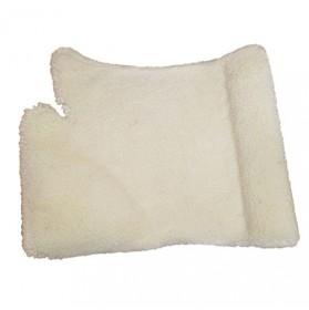 Zalea para montura vaquera de piel de cordero