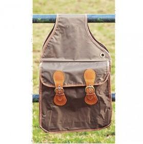 Nylon Saddle bag(35x26)