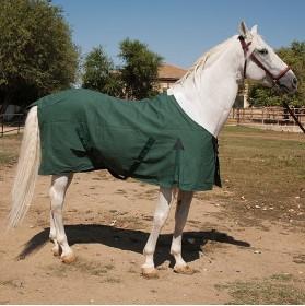 Manta de lona verde para caballo (New Zealand)
