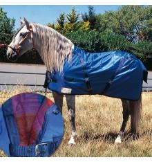 Manta de invierno impermeable para caballo
