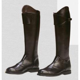Botas de montar inglesas de cuero negro
