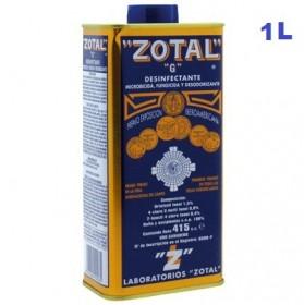 Zotal desinfectante 1 litro