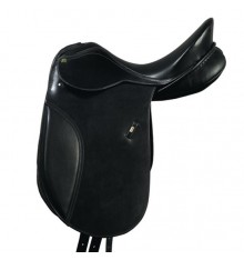 "Dressage Saddle ""Regent DR"""