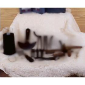Pieles de cordero para zalea (mínimo 10 pies)