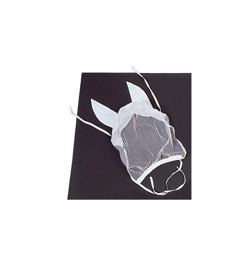 Red protección moscas para caballo con orejeras
