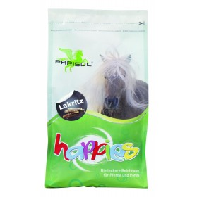 Sweetes for horses Parisol Happies