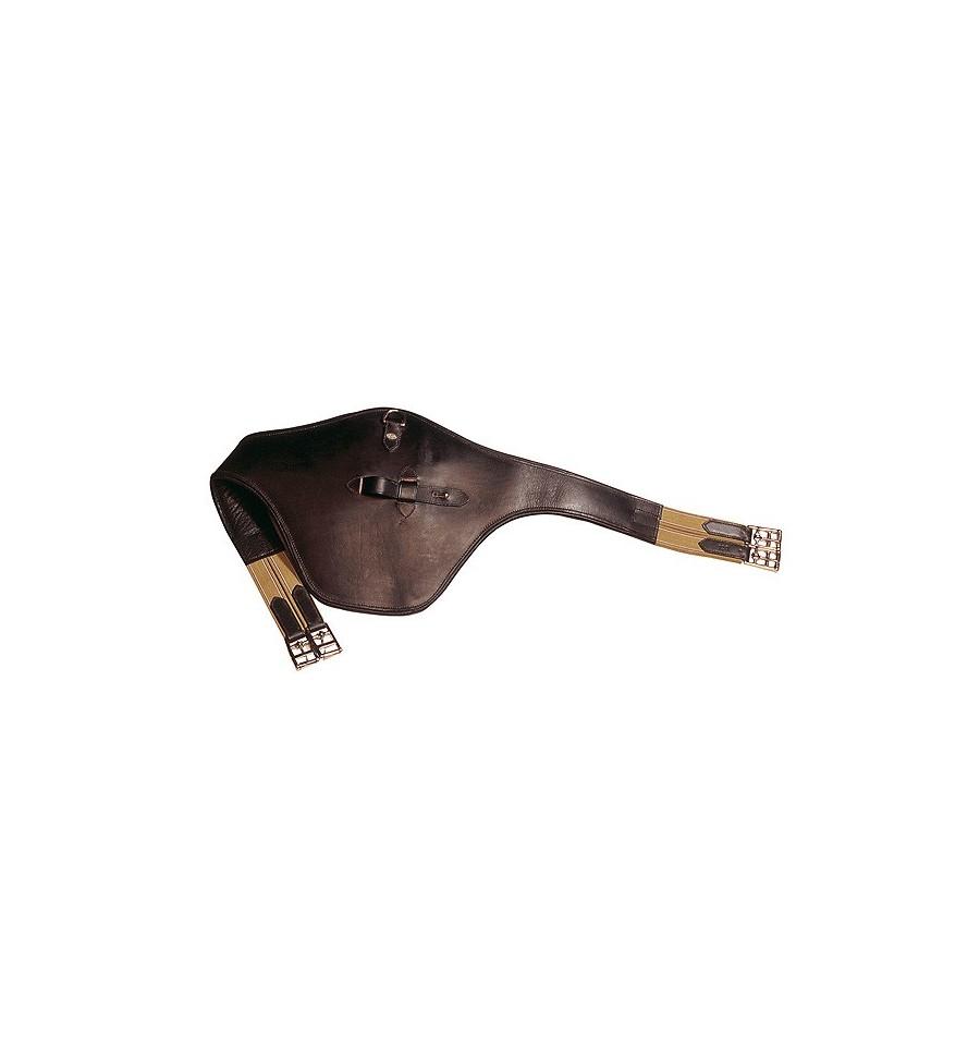 Cincha para salto con protección