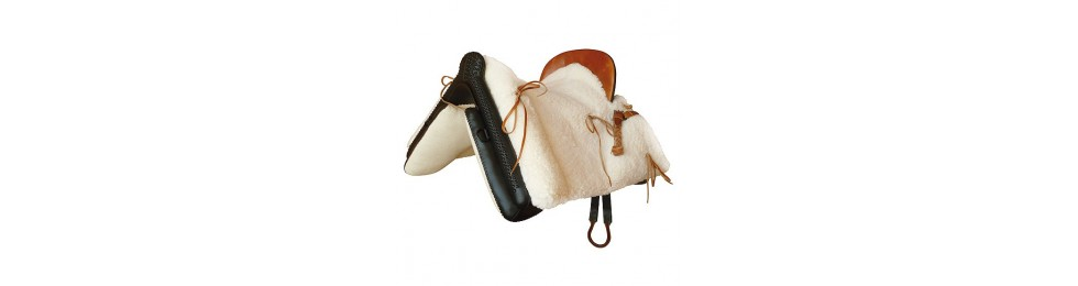 Hand made Vaquera saddles