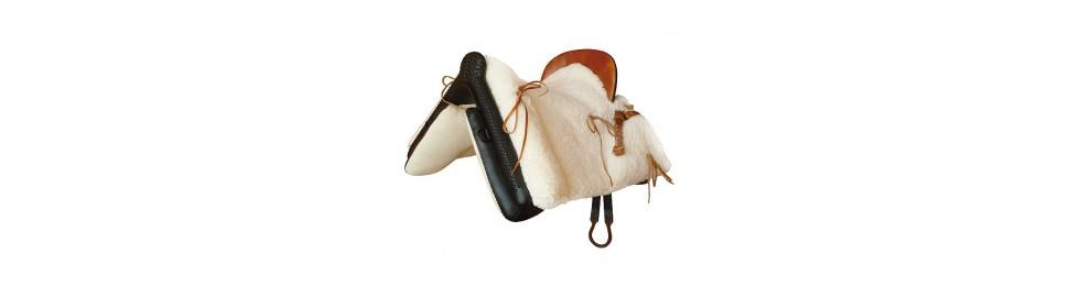 Hand made Vaquera saddles