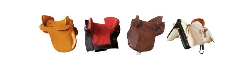 Spanish and Portuguese saddles