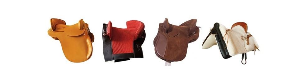 Spanish and Portuguese saddles