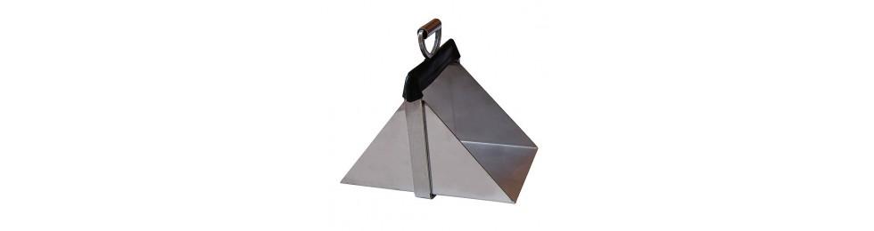 Estribos de acero inoxidable